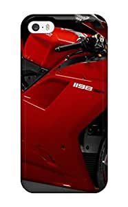 Heidiy Wattsiez's Shop 1116432K36649998 Amazing Ducati Awesome High Quality Iphone 5/5s Case Skin