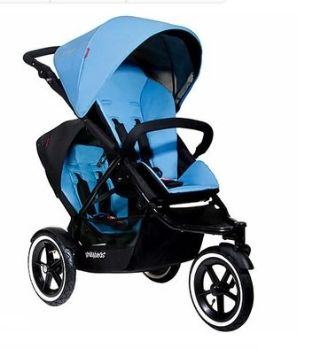 Phil and Teds Navigator Stroller WITH Face to Face Seat Review