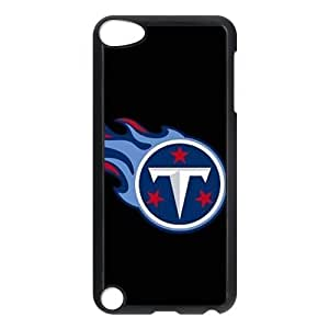 DIY case 7 The logo of NFL Team Case With Hard Shell Cover for iPod Touch 5th