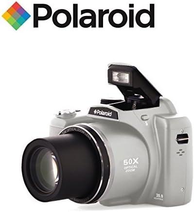 Polaroid iX5038 - Cámara réflex digital con zoom óptico 50x, 18 ...