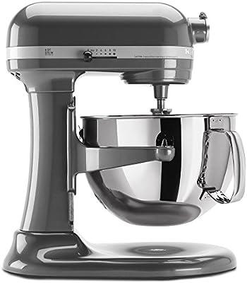 Amazon Com Kitchenaid Kp26m1xpm 6 Qt Professional 600 Series Bowl