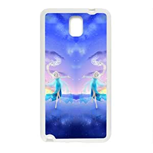 Zero Frozen Snow Queen Princess Elsa Cell Phone Case for Samsung Galaxy Note3