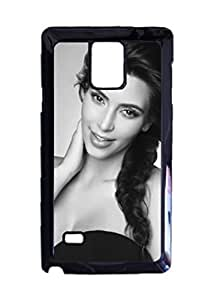 Engood Design Kim Kardashian Beauty Case Durable Unique Design Hard Back Case Cover For Samsung Galaxy Note 4 New