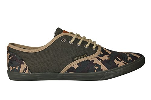 Jack and Jones - Mode - spider camo casual shoe org