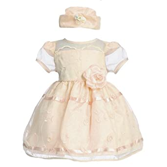 Size M Fancy Baby Easter Dresses Or Special Occasion DressesMonths To