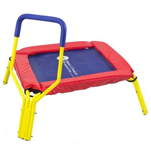 Best Choice Products Mini Trampoline Indoor Kids Child