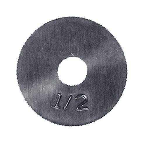 Danco 88577 Rubber Flat Washer, 3/4-Inch, 10-Pack, Carded ()