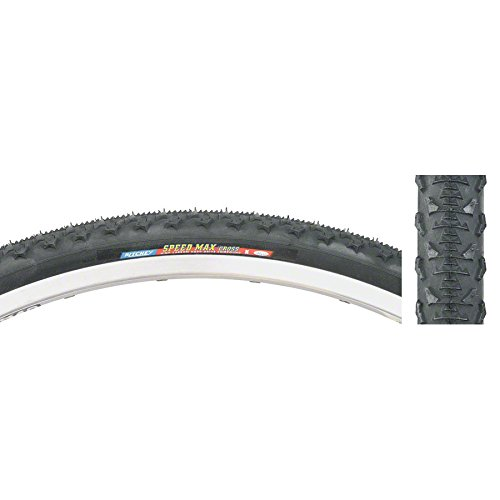 Ritchey SpeedMax Cross Comp Bike Tire, Black/Black Steel, 700x35C (Best All Around Cyclocross Tire)