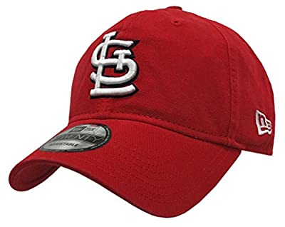 "St. Louis Cardinals New Era MLB 9Twenty ""Team Sharpen"" Adjustable Hat by New Era Cap Co,. Inc."