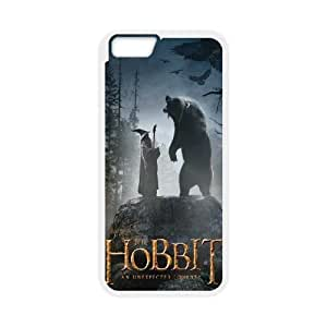 The Hobbit iPhone 6 Plus 5.5 Inch Cell Phone Case White DIY gift pp001-6399825
