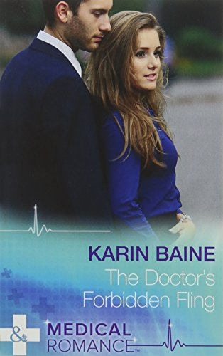 book cover of The Doctor\'s Forbidden Fling
