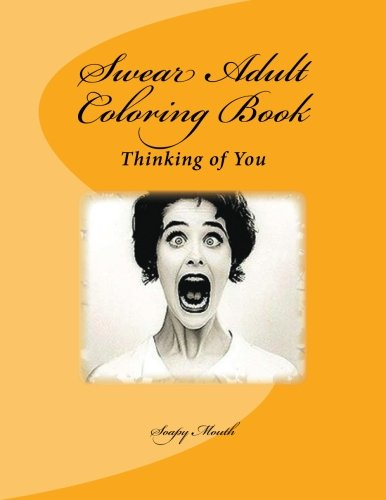 Download Swear Adult Coloring Book: Thinking of You pdf epub