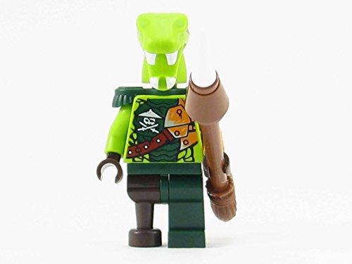 LEGO Ninjago Skybound Snake Clancee Minifigure Sky Pirate NEW 2016