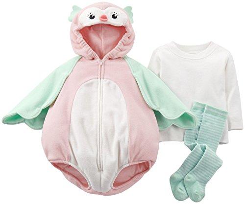Carter's Baby Girls' Halloween Costume (Baby) - Owl - 3-6 Months