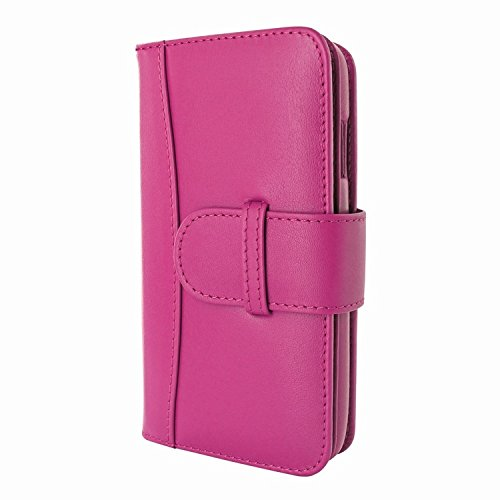 Piel Frama 717 Pink WalletMagnum Leather Case for Apple iPhone 6 Plus / 6S Plus