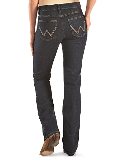 Wrangler Women's Jeans Q- Ultimate Riding Dk Dynasty 13W x 3