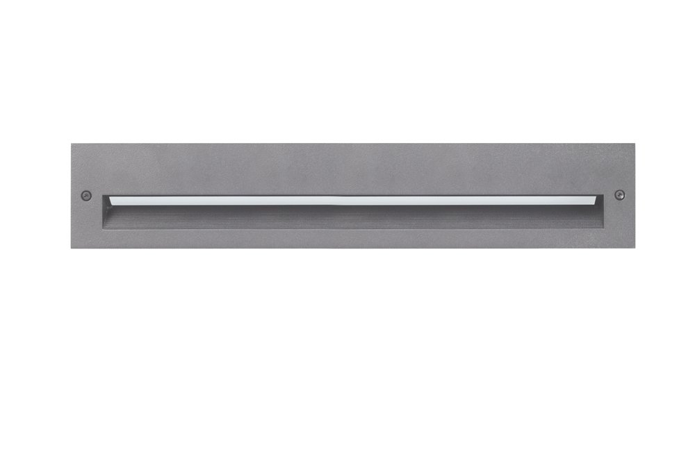 Kuzco Lighting Inc ER7120-GY Newport - Recessed Lights Made With Die-Casted Aluminum And Powder Coat Finishes