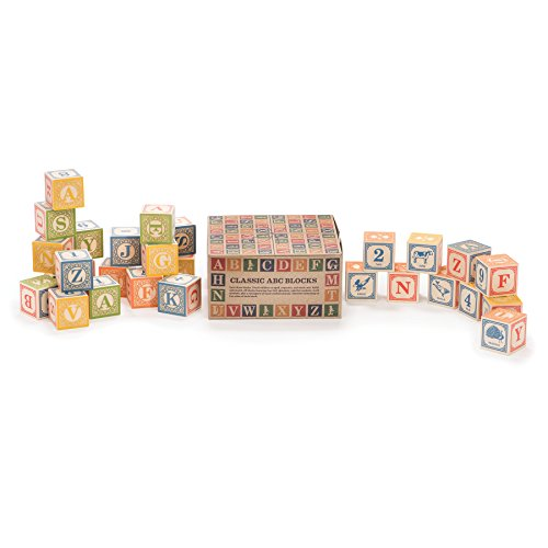 Uncle Goose Classic ABC Blocks - Made in The USA by Uncle Goose (Image #5)