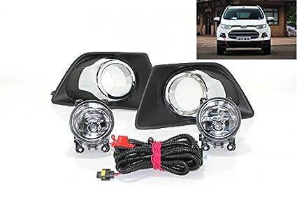 Amazoncom Guteauto For Ford Ecosport Fog Lights Refit
