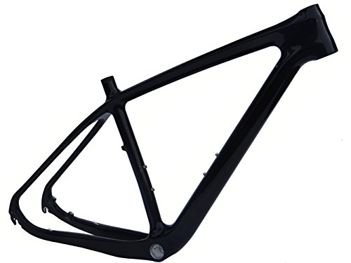 3K Carbon Glossy 29er MTB Mountain Bike Frame ( For BSA ) 19""