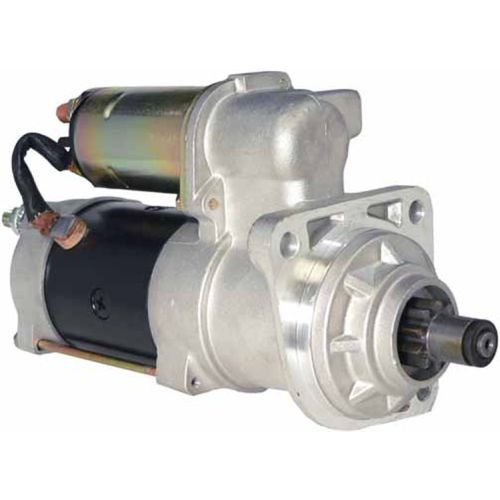 DB Electrical SDR0279 New Starter For Ford International Truck w/ Cummins ISB Engines 5.9 5.9L 6.7 6.7L F650 F750 Super Duty 04 05 06 07 08 09 10 4C4O-11001-CA, 4C4Z-11002-CA, 10461765, 19011409