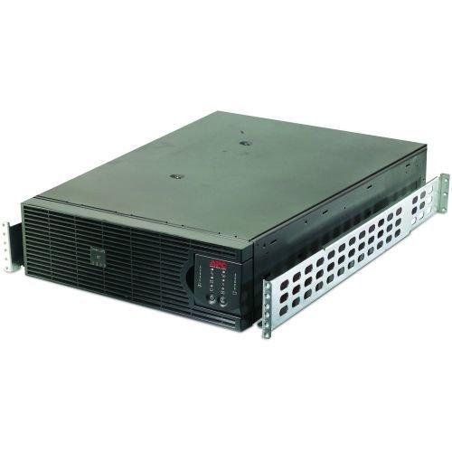 APC SURTD2200XLIM Smart-UPS RT 2200 Marine - UPS - AC 220/230/240 V - 1.54 kW - 2200 VA - RS-232 - output connectors: 10-3U - black