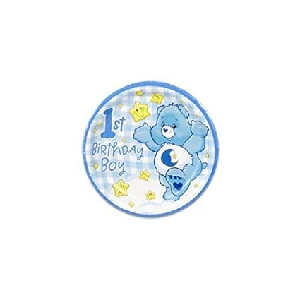Amazon.com: Care Bears Boy s Primer Cumpleaños 7