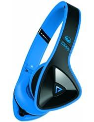 魔声Monster DNA 头戴式发烧音乐耳机 激光蓝 带苹果线控  $99.99