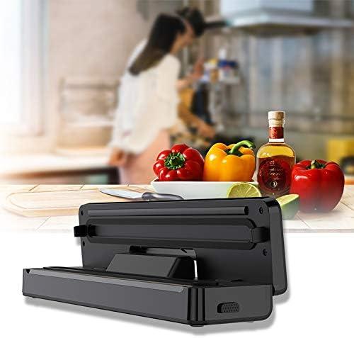 VGZ Cibo Automatico Grani di Carne Liquido Frutta Tavolo Tavolo in plastica Sacchetto sottovuoto Sigillante Riscaldamento Sigillatore Sottovuoto MacchinaBlu