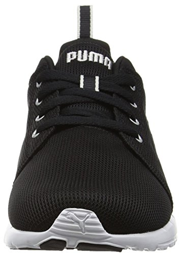 Puma Carsonrunnerf6 Blk Schwarz 03blk pumasilv Herren Leichtathletikschuhe pumasilv 03 rFfHwxrqn