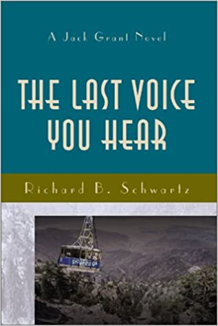 Book The Last Voice You Hear (Jack Grant Novel)