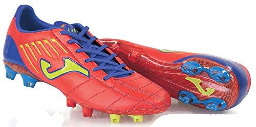 JOMA SPORT - Botas de futbol joma f100 ultralight rojo-azul royal