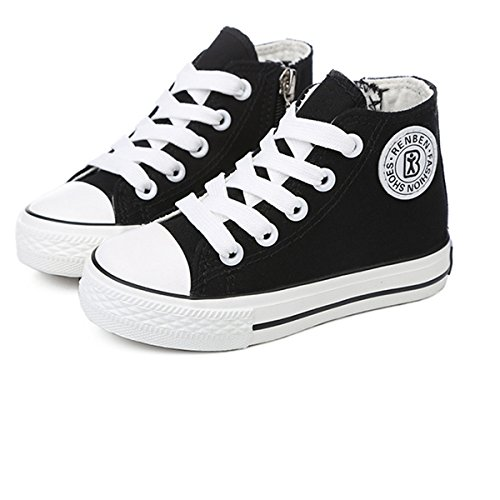 High top sneakers for boys size 4 - Trenters.com