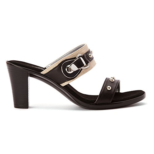 Onex Women's Penelope Dress Sandal Black Silver buy cheap supply comfortable for sale cheap latest mlpgAt