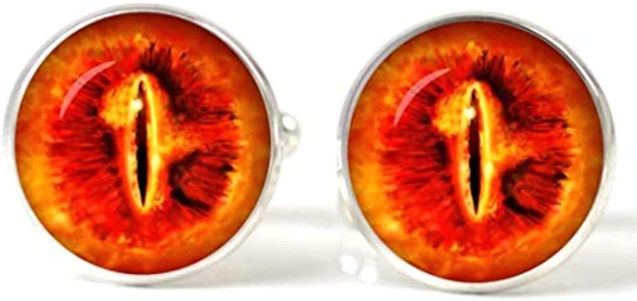 Gemelos Magglass Ojo de Sauron El Señor de los anillos: Amazon.es: Ropa y accesorios