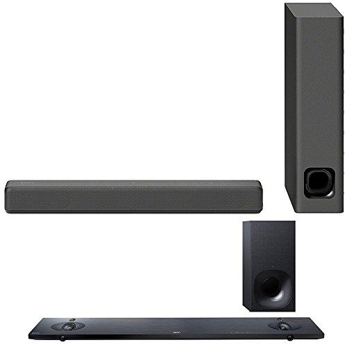 Sony Mini Sound bar with Wireless Subwoofer Black ...