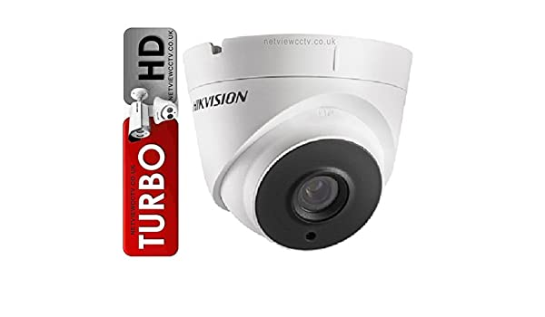 Hikvision 1080p Turbo HD Turret Dome Cámara con Lente de 3,6 mm: Amazon.es: Electrónica