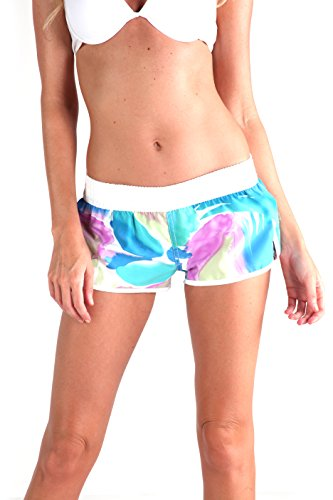 In Gear pantalones de playa para mujer Azul/Rosado