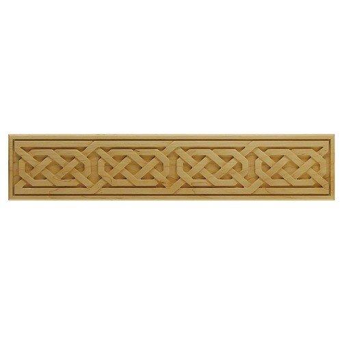 Framed Celtic Carved Wood Onlay, Red Oak by Designs of Distinction (Image #4)
