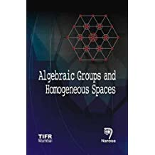 Algebraic Groups and Homogenous Spaces