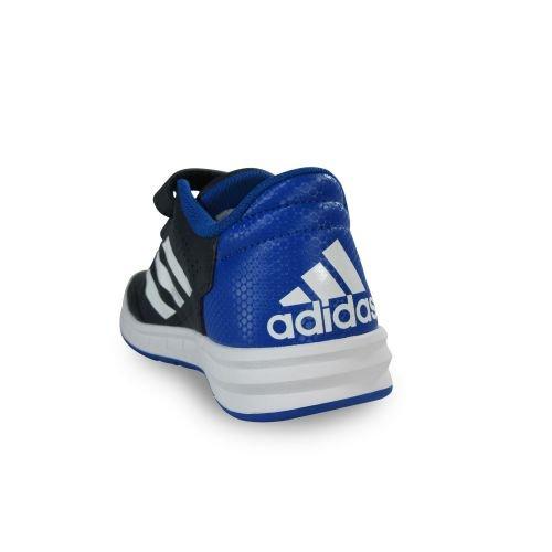 Adidas altasport CF K LAUFSCHUHE für Kinder, Blau–(Maruni/Ftwbla/Blau),–33