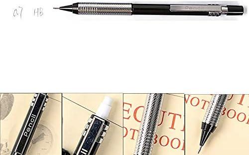 dessin ou /écriture SENRISE Porte-mine automatique en m/étal pour dessin noir