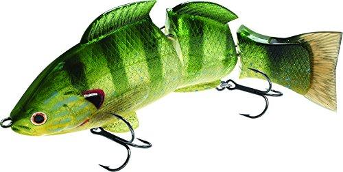 Lucky Craft RLBG150SS-174 Real Bluegill Swim Bait, Green Pumpkin Seed