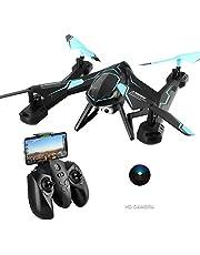 PowerLead RC Drone FPV Wifi RC Quadcopter 2.4GHz de 6 ejes de control remoto de control remoto con Drone Altitud Hold y mano de lanzamiento