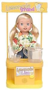 Amazon Com Lemonade Lisa Doll 13 Quot Toys Amp Games