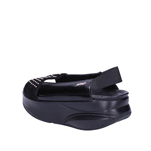 MBT - Sandalias de vestir para mujer Negro