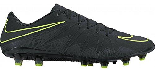 Nike Hypervenom Phinish Ag-Pro, Botas de Fútbol para Hombre Negro (Black / Black-Mtlc Hematite)