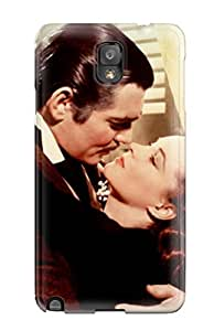 New Arrival Gone With The Wind KeeVjeh7846gxIhg Case Cover/ Note 3 Galaxy Case