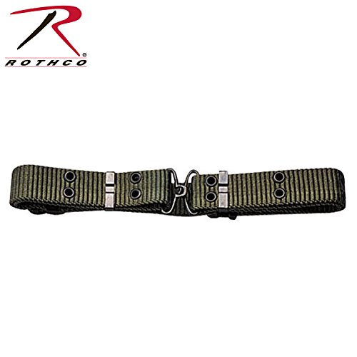Olive Drab Pistol Belt (Rothco Mini Pistol Belt, Olive Drab)