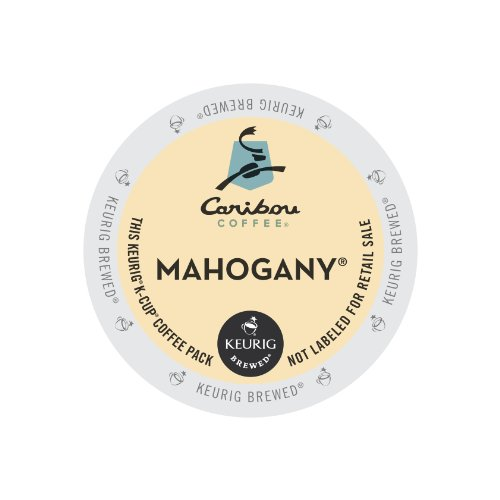 Caribou Coffee Mahogany KCups 96ct